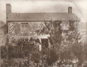 Brookside Farm cira 1890