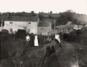 Brookside Farm cira 1916